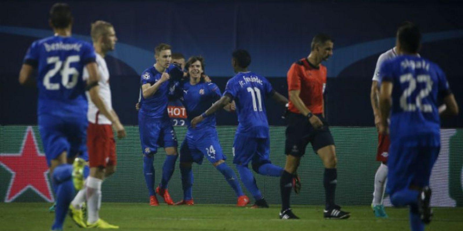 Los 7 clubes que parten como víctimas en la fase de grupos de la Champions League Foto:Getty Images