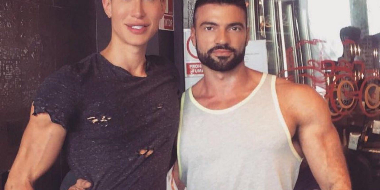 Justin Jedlica ya tiene 35 años. Foto:Instagram