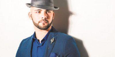 El cantante Gabriel será quien abra el  show de Romeo Santos