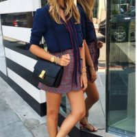 Chiara Ferragni ejemplifica la estrella de moda en Instagram. Foto:Instagram