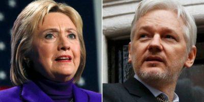 Assange promete nuevas filtraciones sobre Hillary