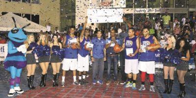 Invivienda ganó  el primer campeonato NBA3X en Santo Domingo