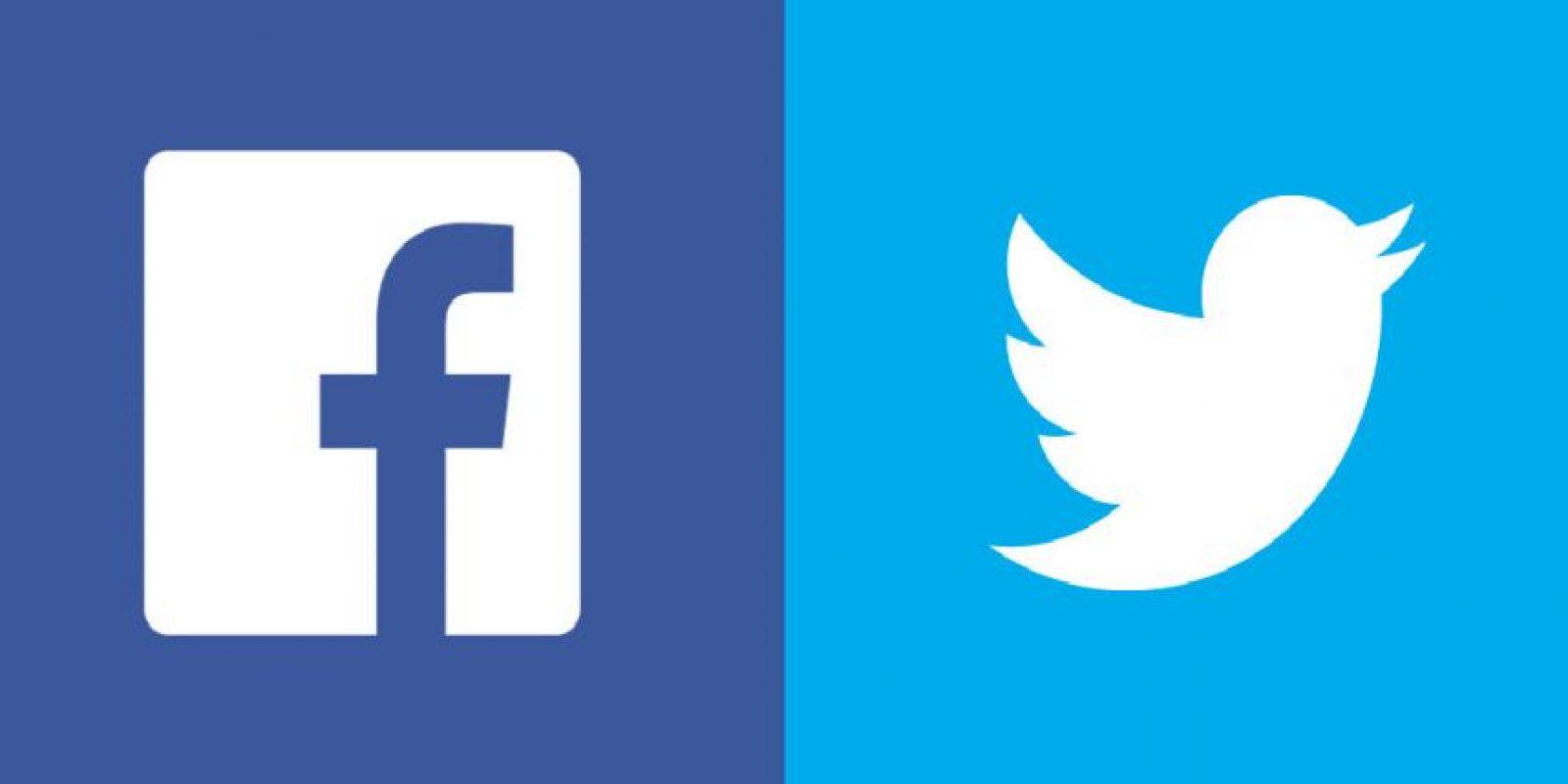 Cuidado con a quién le dan acceso a sus redes. Foto:Twitter/Facebook