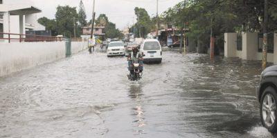 Esperan mucha lluvia; 23 provincias en alerta