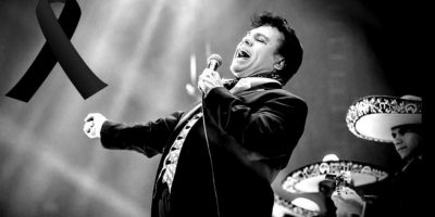 Muere el cantante Juan Gabriel
