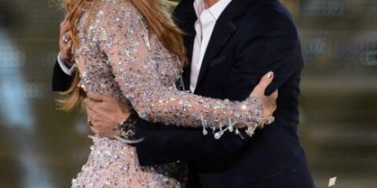 Jennifer López y Marc Anthony tuvieron un inesperado reencuentro