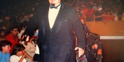 Era uno de los luchadores más destacados de los años 80 Foto:Wikimedia