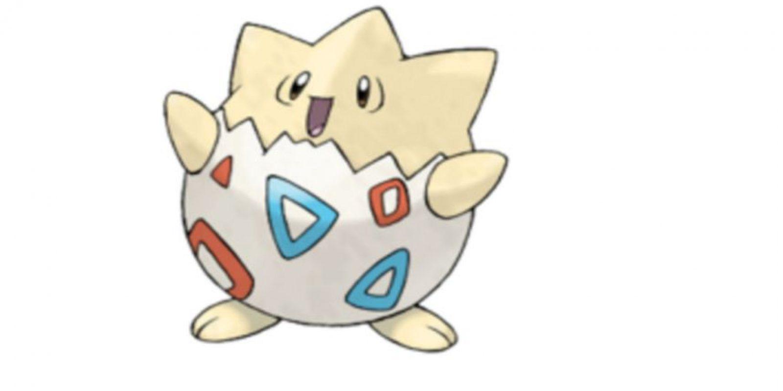 Togepi… Foto:Pokémon