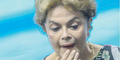 Dilma se prepara para su juicio final