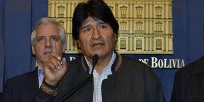 "Evo Morales dice haber derrotadoa ""golpistas"""