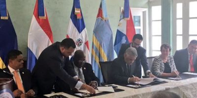 RD y Reino de Países Bajos firman acuerdo de comercio y cooperación