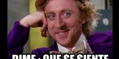 Mejores memes con los que recordaremos al Willy Wonka original