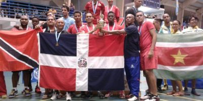 RD gana la Copa del   Caribe en Bádminton