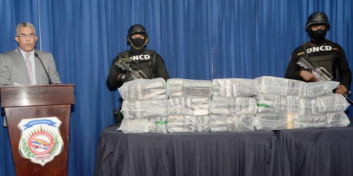 Detienen a presunto narcotraficante con 100 paquetes de droga