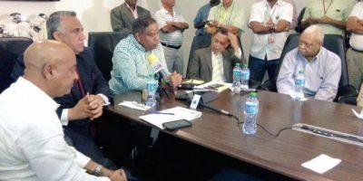 """Ministro de Deporte y el COD acuerdan establecer """"pacto nacional del deporte"""""""