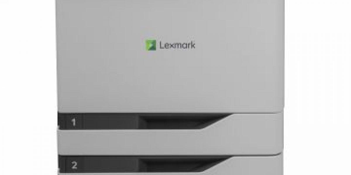 Lexmark presenta nueva generación de impresoras láser a color A4