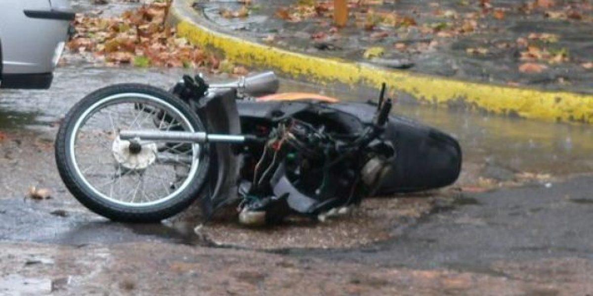 Tres muertos y un herido en triple choque de motocicletas en playa de Baní