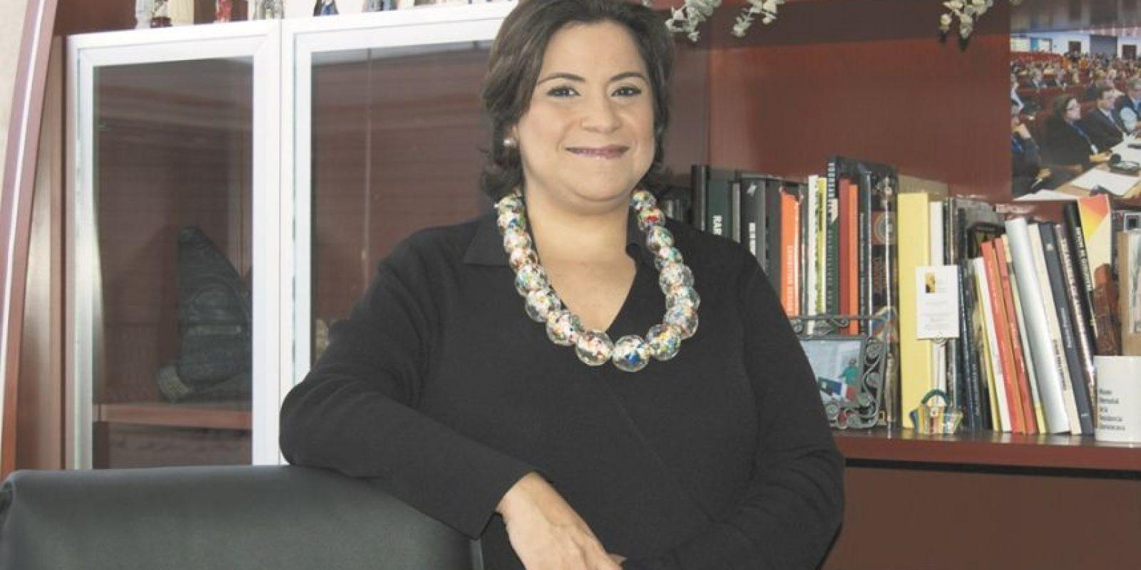 Luisa de Peña Díaz Foto:Fuente externa