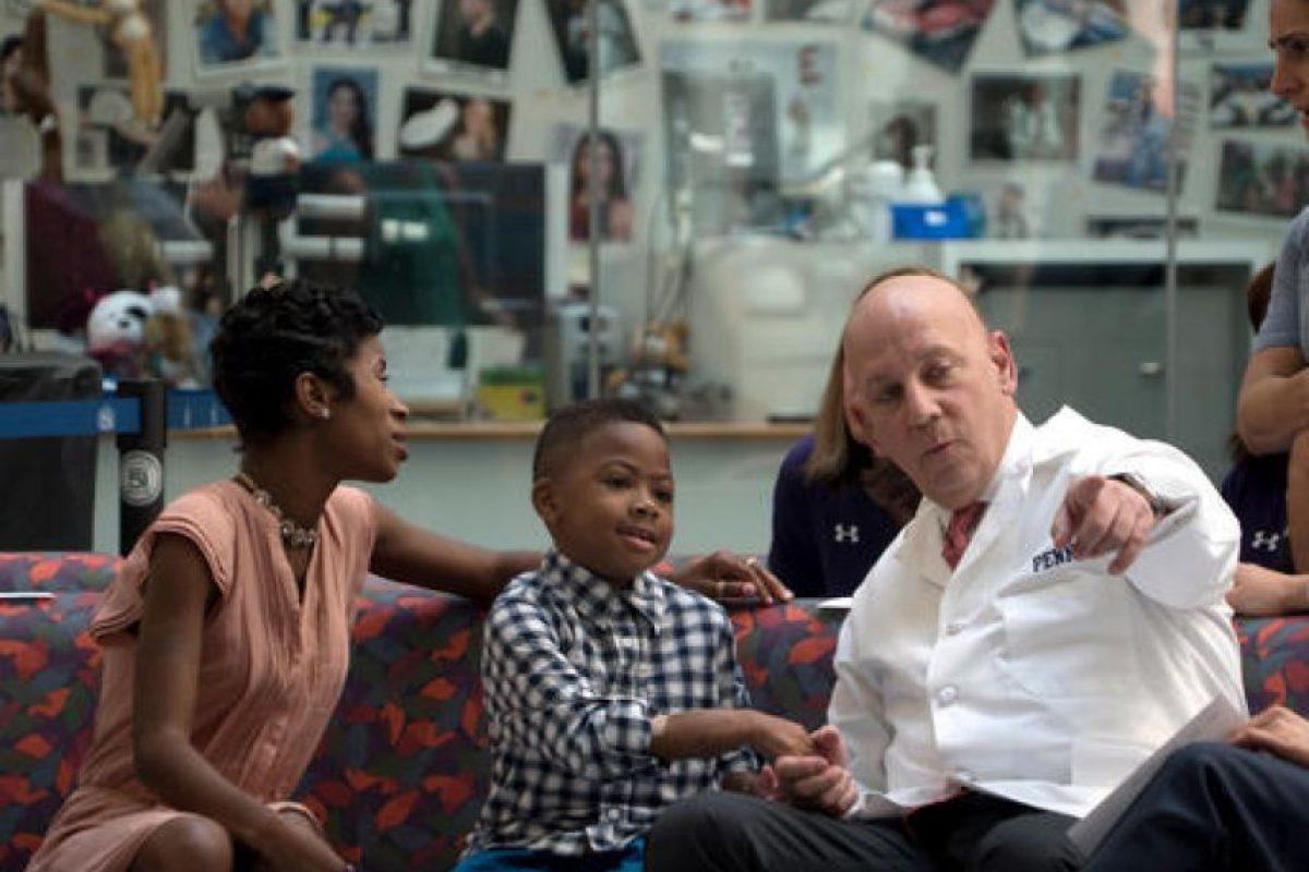Fue el primer niño en recibir un trasplante doble Foto:AP