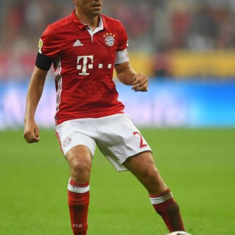 Philipp Lahm (Bayern Múnich / Alemania) Foto: Getty Images