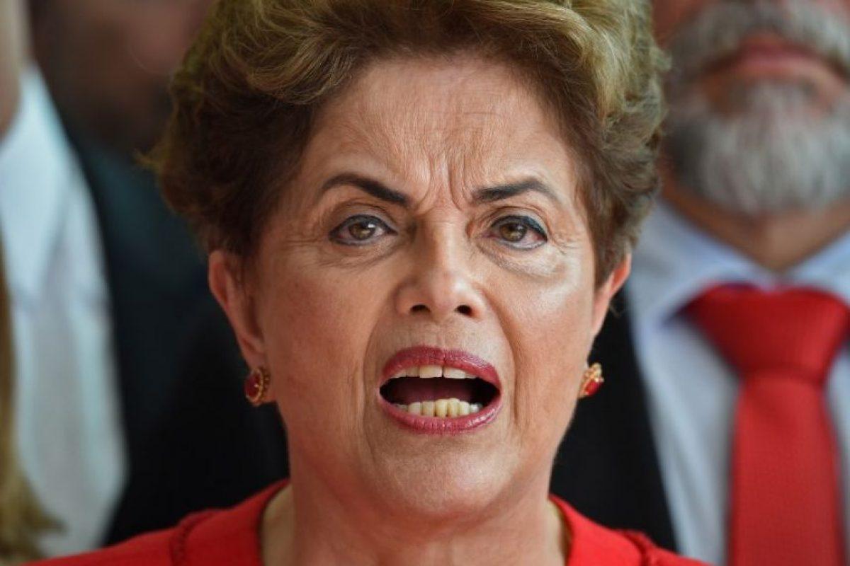 """A partir de ahora, a construir un mejor Brasil"" Foto:AFP"