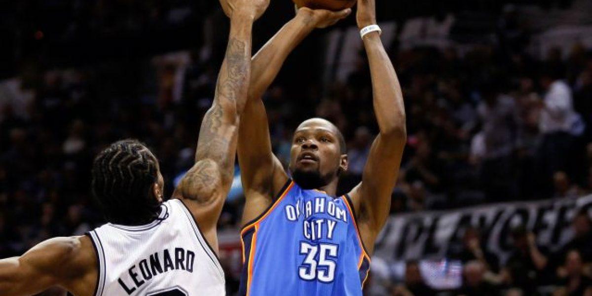 Kevin Durant cambia su posición a creador de juego en los Warriors
