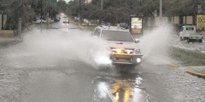 Onamet vaticinó hoy disminución de aguaceros