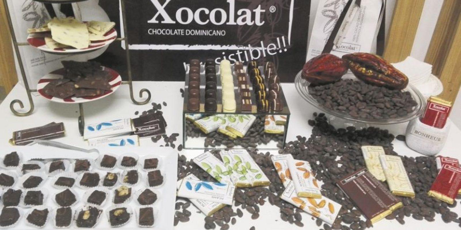 Xocolat promueve el consumo de chocolate artesanal elaborado con el mejor cacao orgánico. Foto:FUENTE EXTERNA