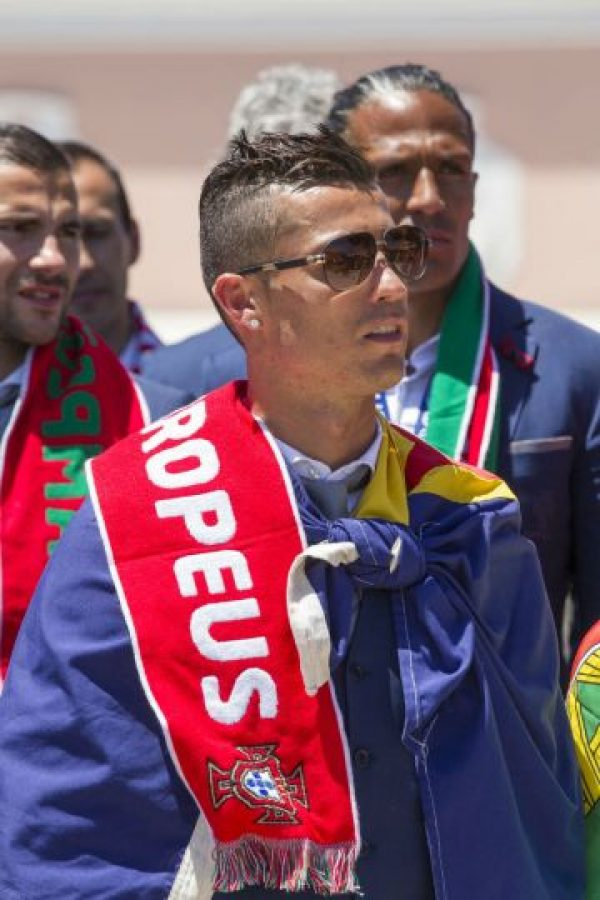 Y estas son las ausencias: Cristiano Ronaldo, que se recupera de una lesión en la rodilla Foto:Getty Images