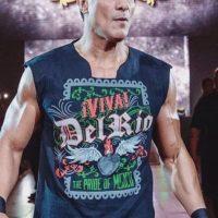 Alberto del Río llegó a un acuerdo para salir de WWE Foto:Instagram