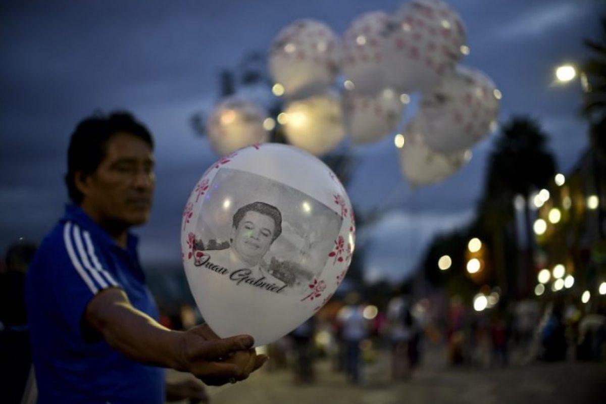 Juan Gabriel es recordado a unos días de su muerte Foto:AFP