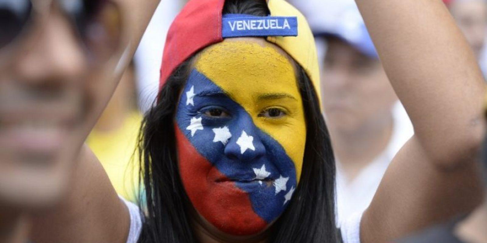 Así se vivieron las movilizaciones de este 1 de septiembre en Venezuela Foto:AFP