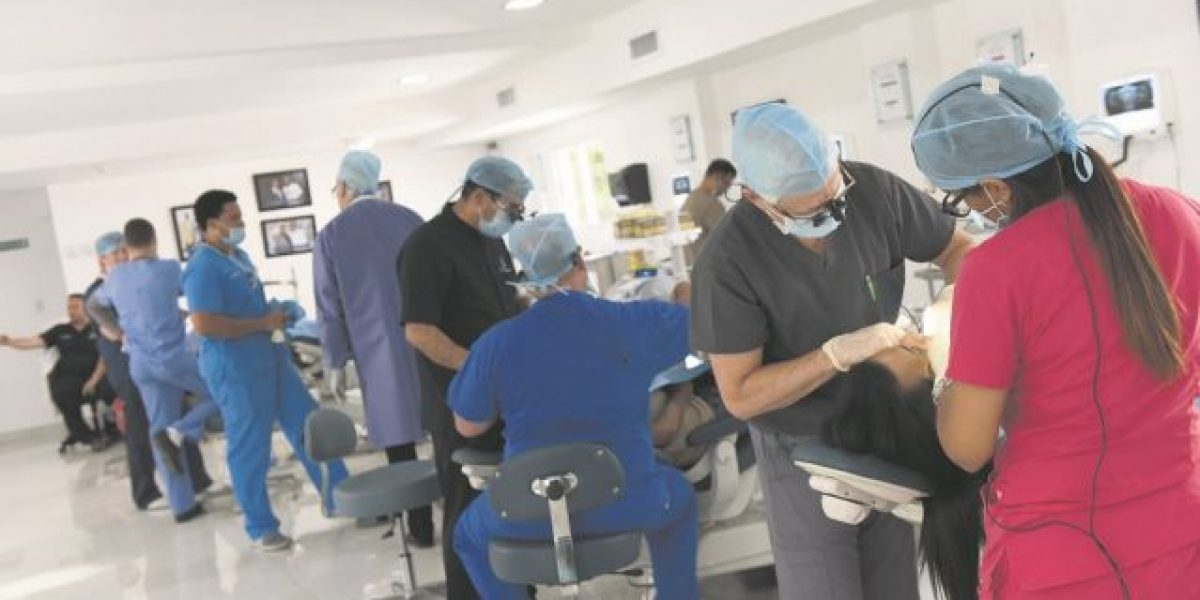 Jornada Odontológica: Prevención y  tratamiento de la salud oral