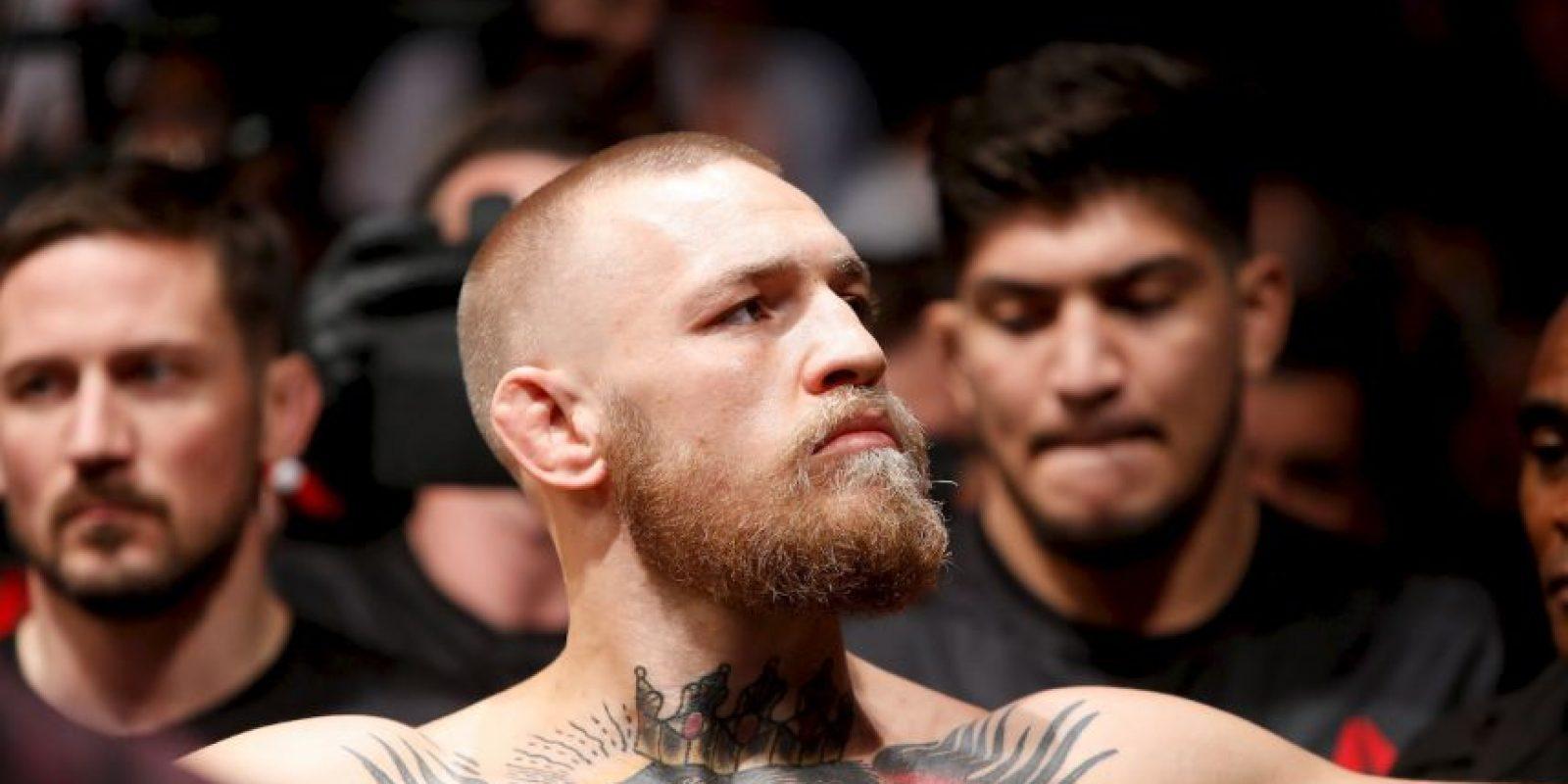 Tiene un récord en las artes marciales mixtas de 20 victorias y tres derrotas Foto:Getty Images