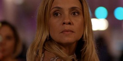 La actriz se dio un descanso para desligarse de su personaje. Foto:Rede Globo