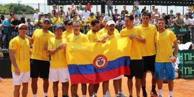 Colombia define equipo para Copa Davis ante RD