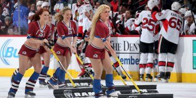 Las mejores imágenes de las Ice girls Foto:Getty Images