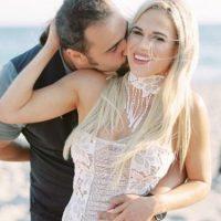 Las mejores imágenes de Lana y Rusev Foto:WWE