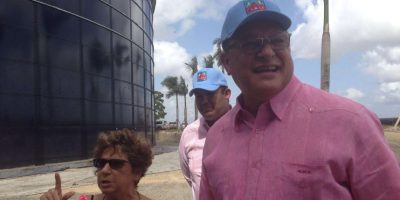 Afirman no habrá problemas con el agua en Santo Domingo Este hasta el año 2045