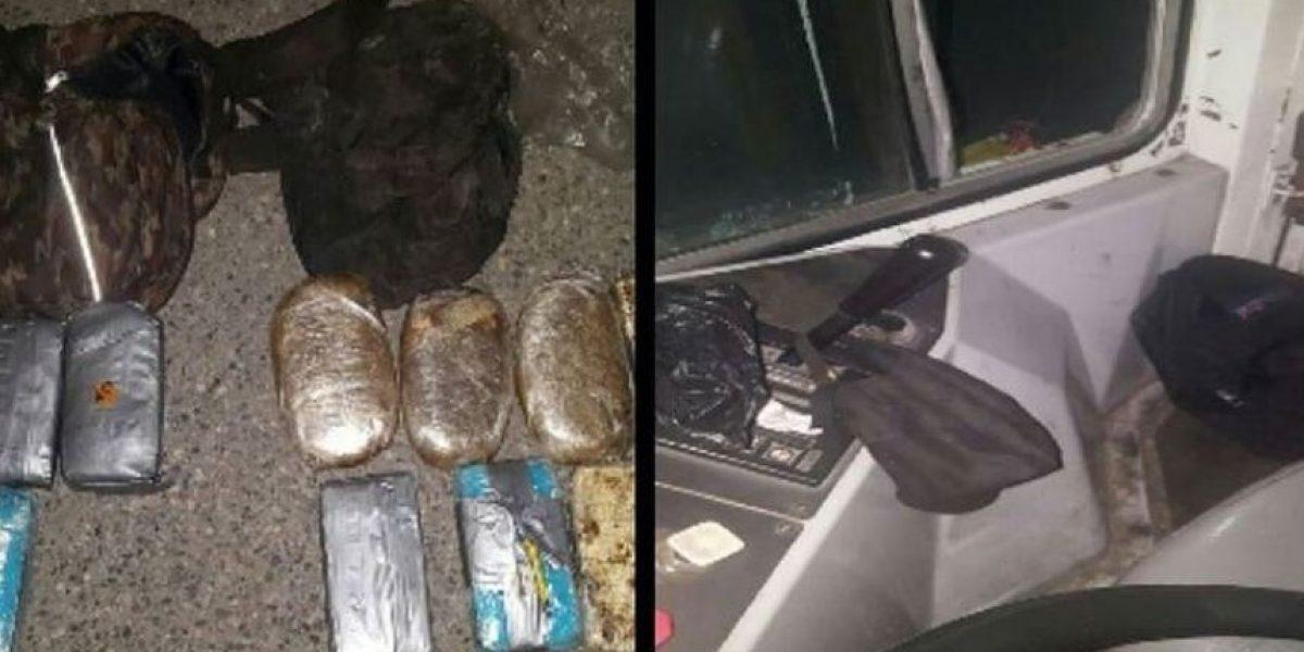 DNCD incauta 17 kilos de droga y apresa a dos en Puerto Multimodal Caucedo