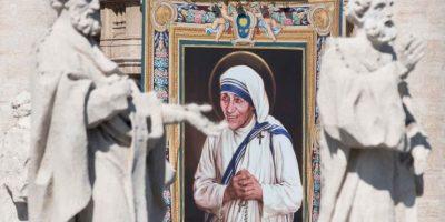 El nombre real de la Santa era Agnes Gonxha Bojaxhiu Foto:Getty Images