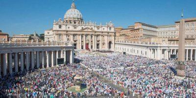 Asistieron más de 100 mil personas Foto:Getty Images