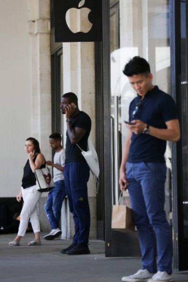 Como el nuevo Apple Watch, que tendrá una mejor batería Foto:AFP