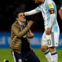 Había anunciado su retiro, luego de perder la final de la Copa América Bicentenario Foto:AFP