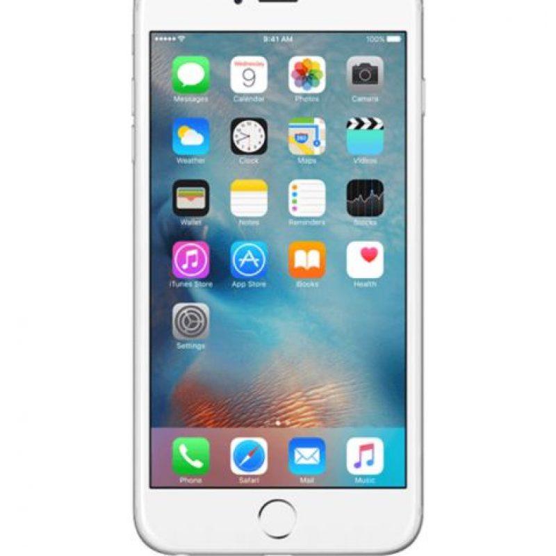 Anterior a este encontramos el iPhone 6s. Foto:Apple