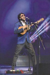 Andrés Cepeda enloqueció a sus fans, quienes esperan verlo pronto en el país. Foto:Arismedy Lora