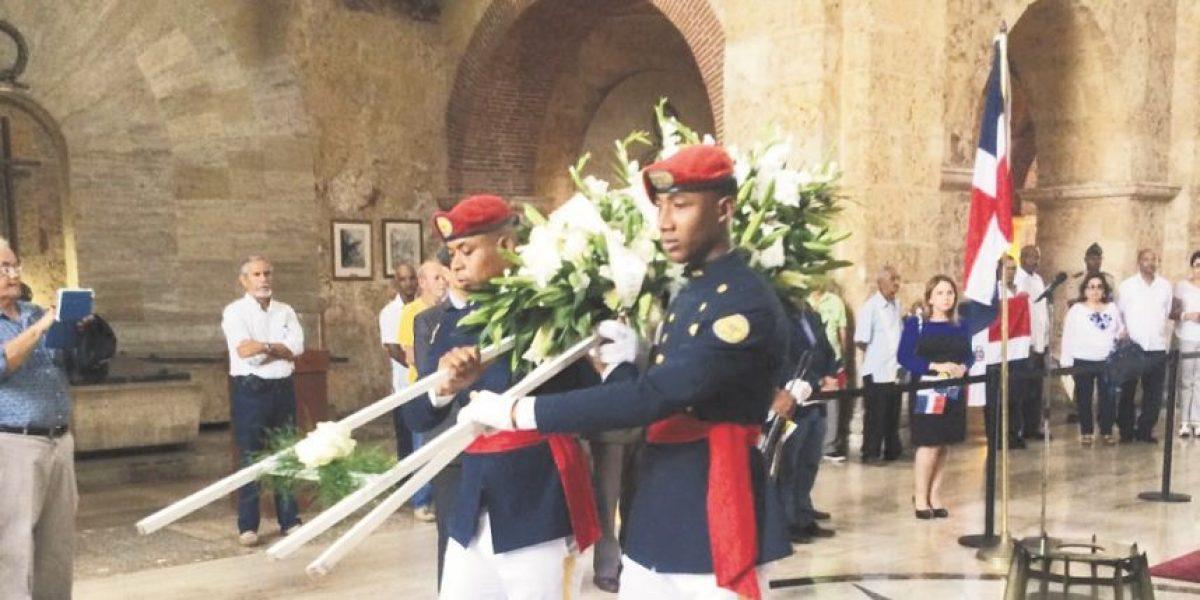 RD rememora un histórico  discurso del coronel Caamaño Deñó