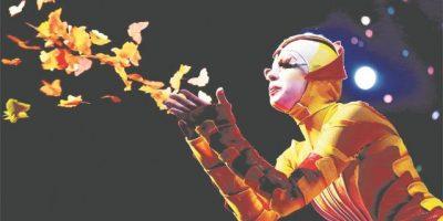 """Cirque du Soleil  regresa al país con """"Ovo"""" del 27 al 30 de octubre"""