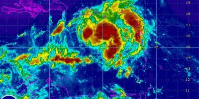 Coe emite alerta verde para varias provincias por onda tropical