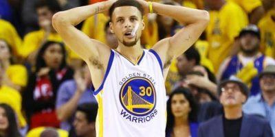 Stephen Curry admite no estaba al ciento por ciento en la final